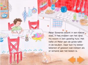 Schermafbeelding Witlof met Pootjes